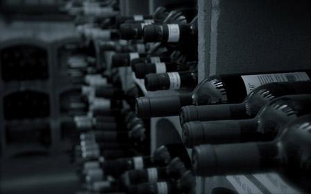 I Vini - Dettaglio cantina