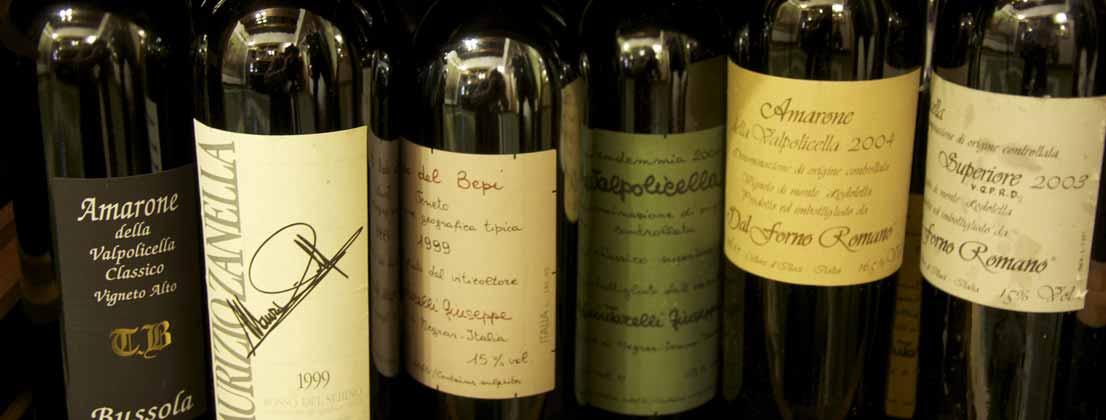Degustazione vino a Roma, Trastevere