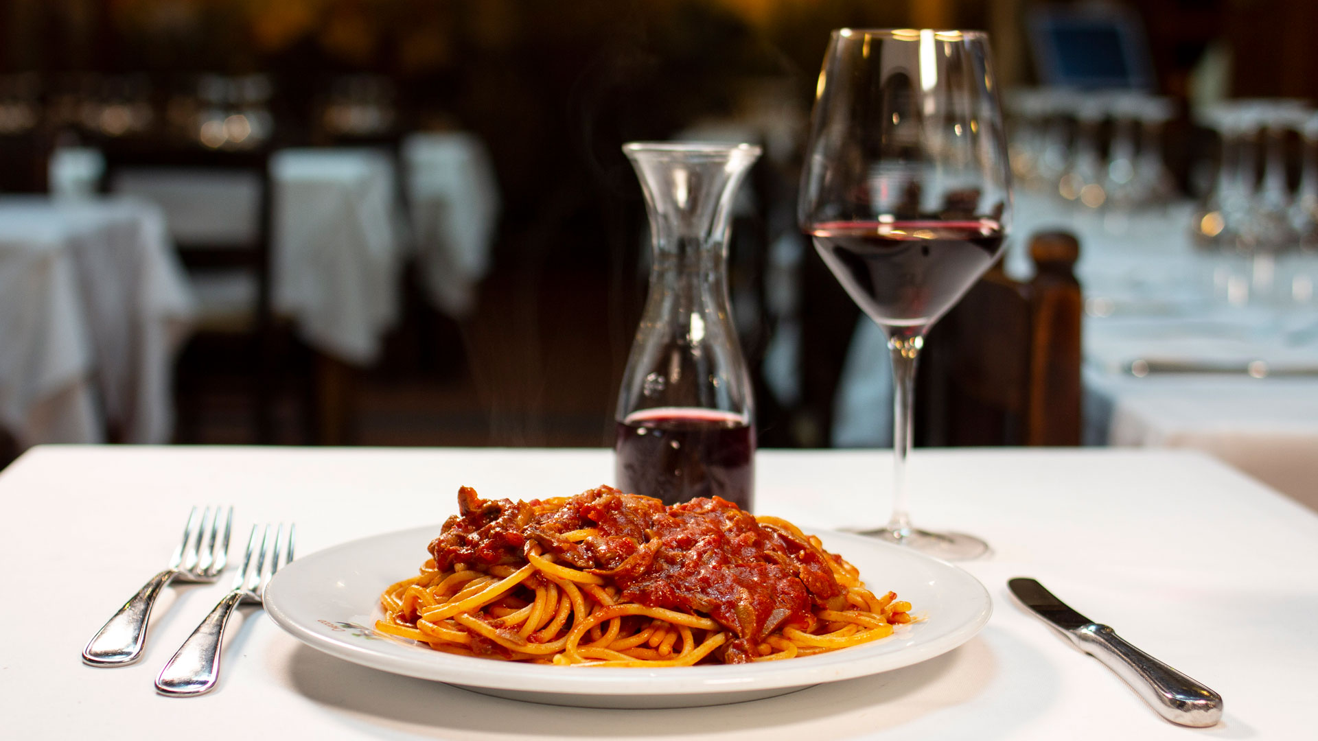 piatto tipico romano