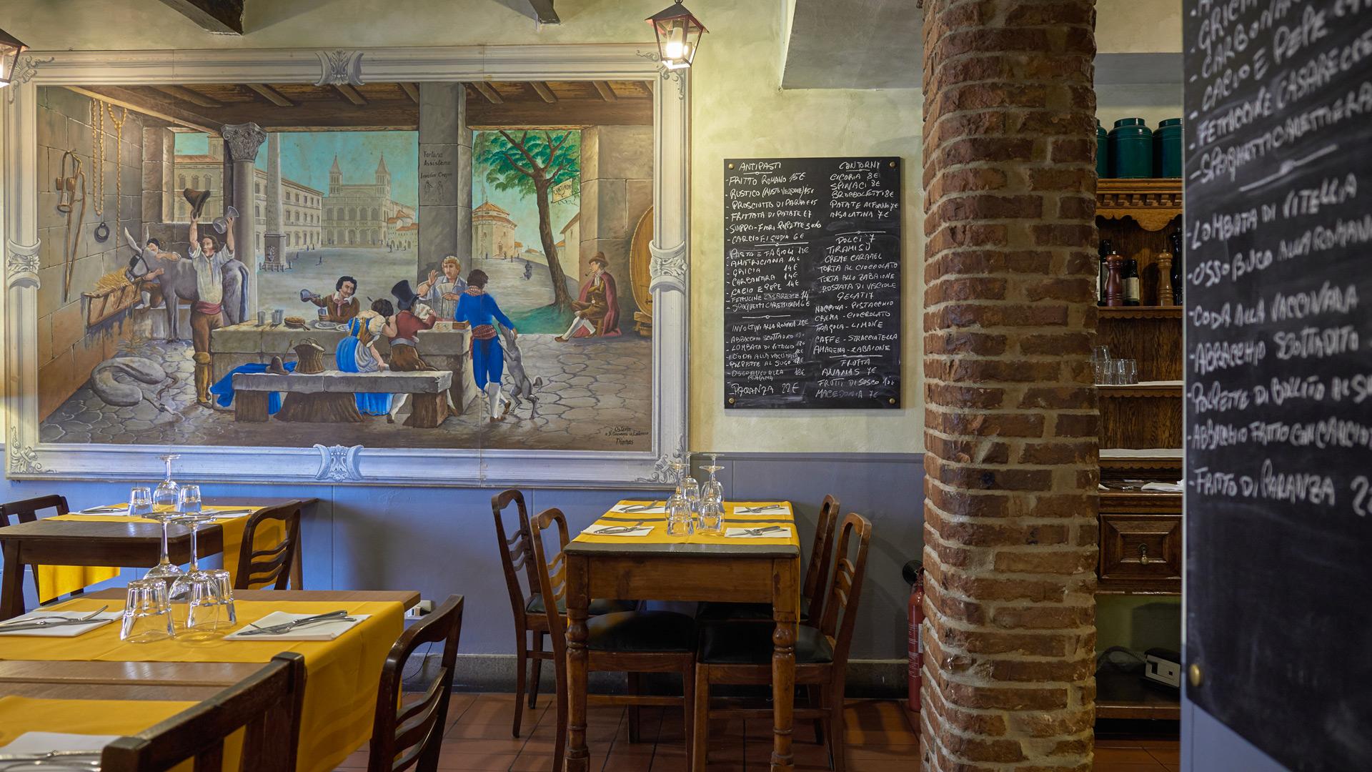 Roman Tavern